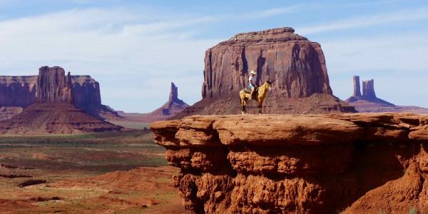 Qui est ce Cowboy ? Pub pour Marlboro ? Eh non, c'est Georges !