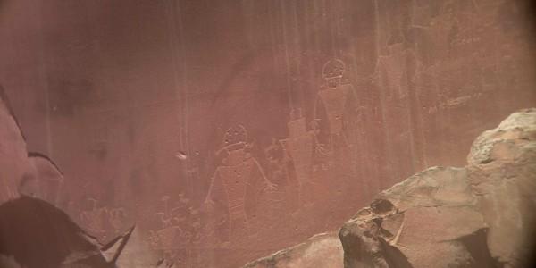 Petroglyphes