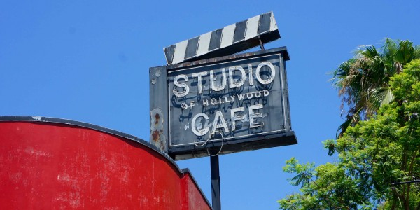 Café de Hollywood Boulevard