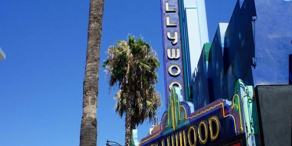 On est bien à Hollywood !!