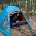 3. Plantage de tente