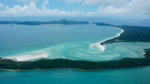 Inlet Hill et Whitehaven Beach