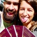 74. Passeport