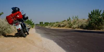 Pause en plein désert de Thar