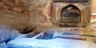 Tombeau du centre-ville de Petra
